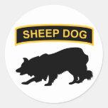 Sheepdog Tab sticker