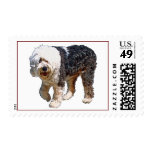 Sheepdog US Postage Stamp