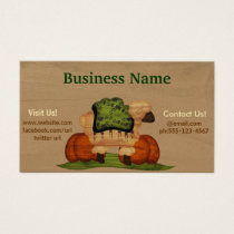 Sheepkin Business Card