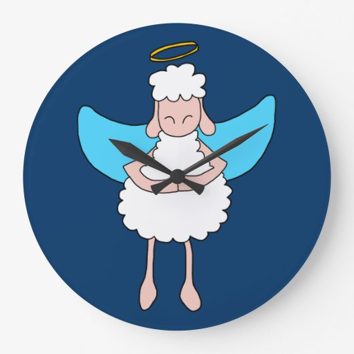 Sheeple angelical relojes