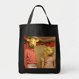 Sheeple Canvas Bags