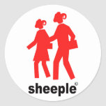 Sheeple Pegatinas