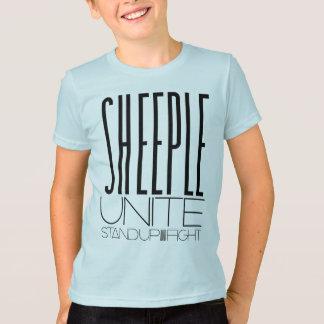 Sheeple Unite T-Shirt