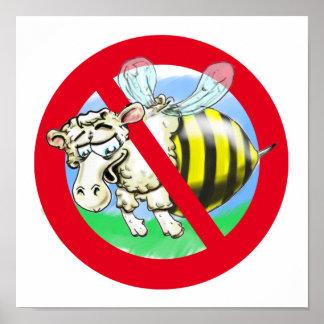 Sheeplebee prohibido póster