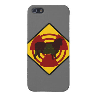 Sheepocalypse Sign 2 Cover For iPhone SE/5/5s