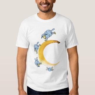 Sheeps and Moon Shirt