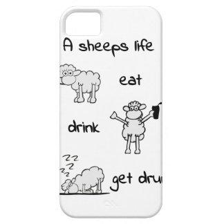 sheeps life 2 iPhone SE/5/5s case