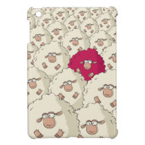 Sheeps Pattern Case For The iPad Mini