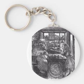 Sheep's Shop Keychain