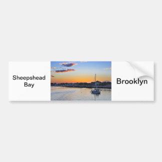 Sheepshead Bay Brooklyn NY Bumper Stickers