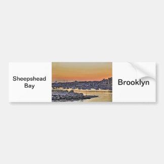 Sheepshead Bay Brooklyn NY Bumper Sticker