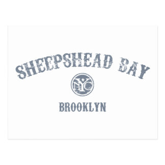 Sheepshead Bay Postcard