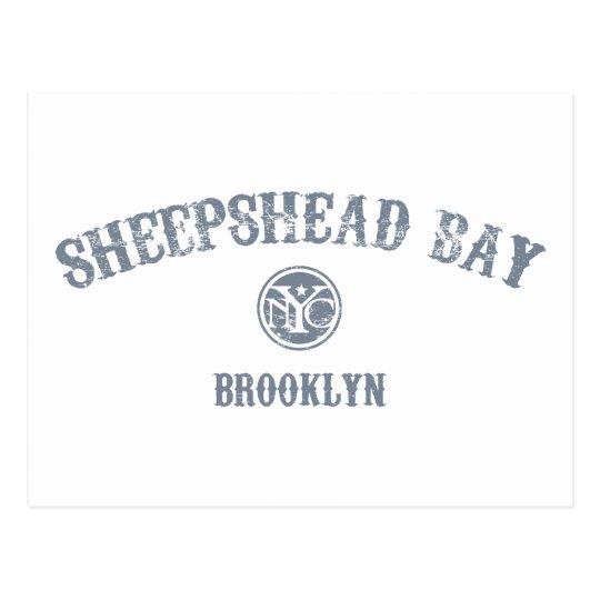 Sheepshead Bay Postcard