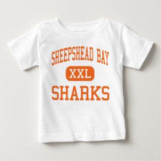 Sheepshead Bay - Sharks - High - Brooklyn New York Tee Shirt