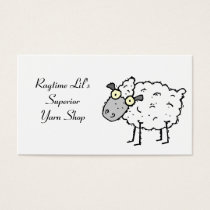 Sheepy Business card