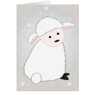 Sheepy Card