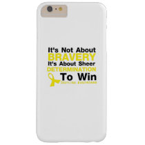 Sheer Determination To Win Sarcoma Awareness Barely There iPhone 6 Plus Case