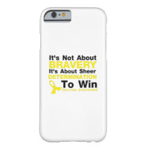 Sheer Determination To Win Sarcoma Awareness Barely There iPhone 6 Case