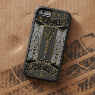 Sheer Hazlehurst 6/6s Antiqued Scissors IV Tough Xtreme iPhone 6 Case
