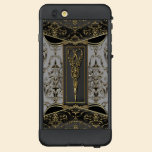 Sheer Hazlehurst Victorian Antiqued Scissors Plus LifeProof® NÜÜD® iPhone 6 Plus Case