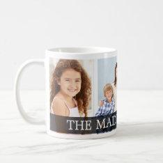 Sheer Label Custom Photo Mug at Zazzle