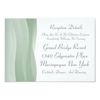 Sheer Myst Reception Cards