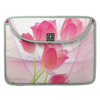 Sheer Pink Tulips