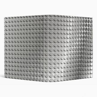 Sheet Metal 3 Ring Binder
