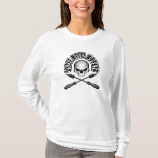 Sheet Metal Skull T-Shirt