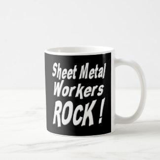 Sheet Metal Workers Rock! Mug