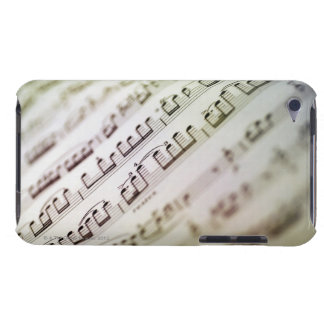Sheet Music 11 iPod Touch Case-Mate Case