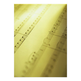 Sheet Music 2 Custom Announcements