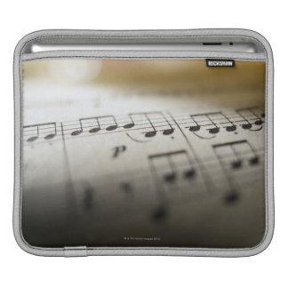 Sheet Music 4 iPad Sleeves