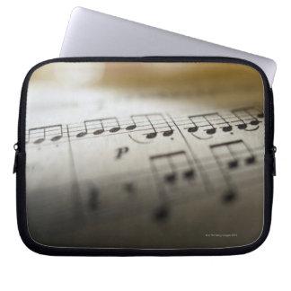 Sheet Music 4 Computer Sleeves