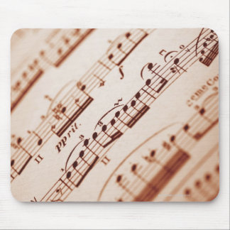 Sheet Music 5 Mouse Pad