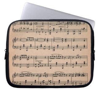 Sheet Music 6 Computer Sleeves