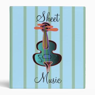 Sheet Music Binder