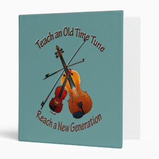 SHEET MUSIC Binder - Old Time Fiddle