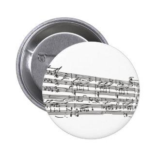 Sheet Music Pins