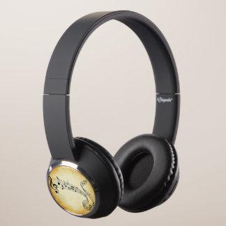 Sheet Music Headphones