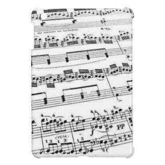 Sheet Music iPad Mini Cover
