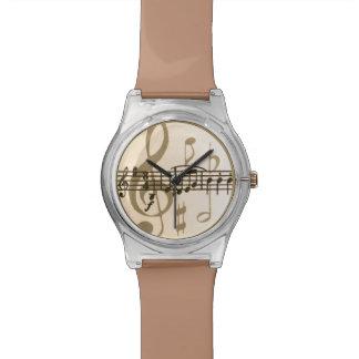 Sheet Music Watch