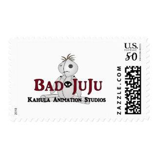Sheet of Bad JuJu First Class Postage Stamps
