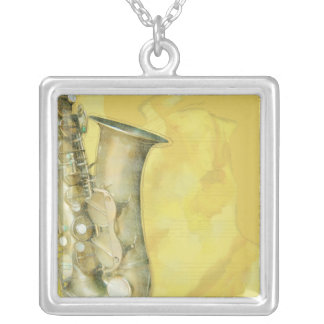 Sheet of sound, necklace