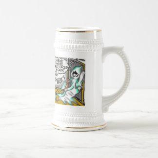 """Sheetfaced"" Mug"