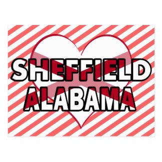 Sheffield, Alabama Postcard