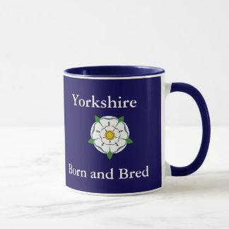 Sheffield Born & Bred Mug