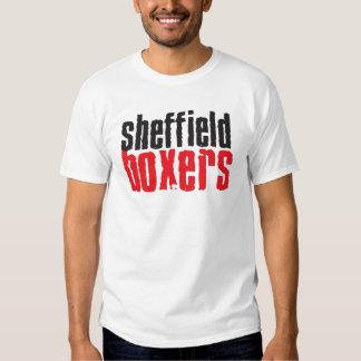 Sheffield Boxers T Shirt Classic