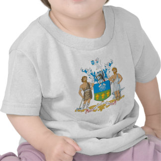 Sheffield Coat of Arms Tee Shirts