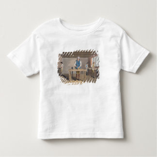 Sheffield Cutler, from `Costume of Yorkshire' engr Toddler T-shirt